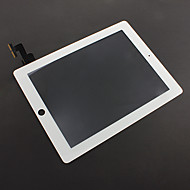 Touch Screen Glass Digitizer del för iPad 2