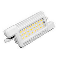 R7S 13 W 24 SMD 5630 1250 LM Natural White Spot Lights AC 220-240 V
