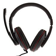 X10 Fashionabla Hifi Stereo Music On-Ear Headphone Black