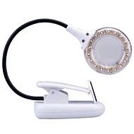 노트북 / 휴대용 퍼스널 컴퓨터를위한 USB 18 LED 둥근 원형 블랙 라이트 램프 가동