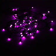 5M 3W 50-LED Purple Light LED stripe lys (220V)