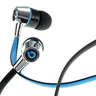High Performance Volume Control  In-Ear Earphones with Microphone for iPhone