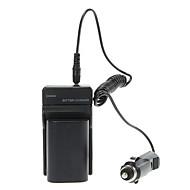 ismartdigi 1800mAh φωτογραφική μηχανή μπαταρίας + Φορτιστής Αυτοκινήτου για Canon 5D Mark Ⅱ 5D2 7D 60D 70D 5D 6D Ⅲ 5D3