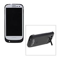2200mAh Neue OEM schwarz Cover PowerSkin Battery Case für Samsung Galaxy S3