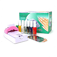 DIY nail art vernis de couleur kit machine à imprimer (tslr0021)