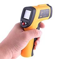 디지털 방식으로 몸의 접촉이없는 레이저 IR 온도계