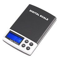 0.01g 100g의 그램 디지털 방식으로 전자 균형 가늠자의 무게를