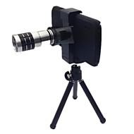 Universal 12X zoom-objektiivi Set for All Puhelin