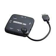 Micro USB OTG HUB / Multi-Card Reader for Samsung Galaxy Note3