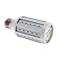 E26/E27 15 W 60 SMD 5730 1000 LM Cool White Corn Bulbs AC 220-240 V