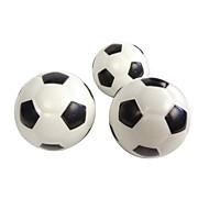 le football élastique de mousse solide (couleur aléatoire)