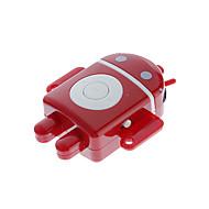 TF Card Reader Mini Portable Robot Model Digital MP3 Player (M11)