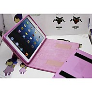 Case met Silicone Bluetooth 3.0 toetsenbord voor iPad mini
