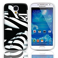 Για Samsung Galaxy Θήκη Με σχέδια tok Πίσω Κάλυμμα tok Ασπρόμαυρο PC Samsung S4 Mini