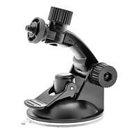Titulaire de pare-brise à ventouse trépied flexible stand caméra DV GPS Webcam