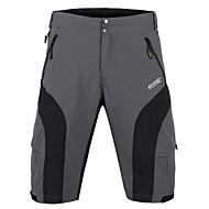 Shorts / Prendas de abajo (Gris / Negro) - de Pesca / Ciclismo - Transpirable / Almohadilla 3D Hombres Verano Alta elasticidadS / M / L
