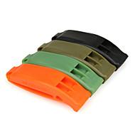 Outdoor Multifunctional Survival Whistle(Random Color)