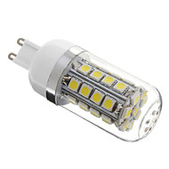 E14 / G9 4 W 36 SMD 5050 250 LM Warm White / Cool White T Dimmable Corn Bulbs AC 220-240 V