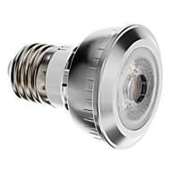 3W E26/E27 LED-spotlights 1 COB 200 lm Varmvit Dimbar AC 220-240 V