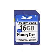 모바일 기기 등 (청색) 16g 고품질 SD 메모리 카드