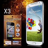 Beschermende HD Screen Protector voor Samsung Galaxy S4 mini 9190 (3 stuks)