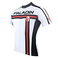 PALADIN Bike/Cycling Jersey / Tops Men's Short Sleeve Breathable / Ultraviolet Resistant / Quick Dry 100% PolyesterS / M / L / XL / XXL /