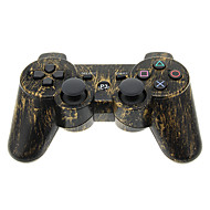 Controller Wireless Bluetooth Dual Shock Six Axis untuk PS3