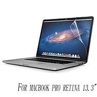 Høy kvalitet Invisible Shield Smudge Proof skjermbeskytter for MacBook Pro Retina 13,3-tommers