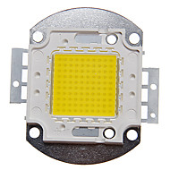 ZDM ™ fai da te 100w alto potere 8000-9000lm naturale luce bianca integrato ha condotto il modulo (32-35v)