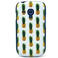 Ananas patroon hard plastic gevallen voor Samsung Galaxy S3 mini I8190
