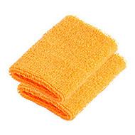 FJQXZ 10 * 7,6 cm bawełna + elastan oddychająca Pomarańczowy Nadgarstek - 1 PC