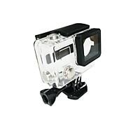GoPro Accessoires Beschermend Doosje / Waterdichte behuizing Waterbestendig, Voor-Actiecamera,Gopro 4/3+/2 1pcs PVC