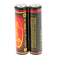 TrustFire 3000mAh 18650 Battery (2 pcs) with Overcharge Protection