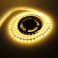 5M 120W 300x5630 SMD chaud Lampe LED Strip White Light (12V DC)