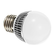 E26/E27 3.5 W 6 SMD 5730 280 LM Cool White Globe Bulbs AC 85-265 V