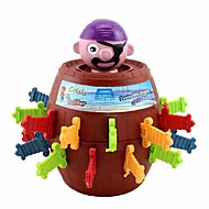 Funny Lucky Stab Pop Up Toy Gadget Pirate Barrel Game