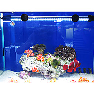 19cm Energispar Ekstremt sterkt LED Aquarium Lett Fishbowl Dykking Lights (assortert farge)