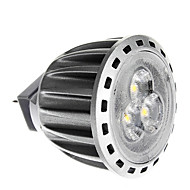 4W GU4(MR11) LED-spotpærer MR11 4 SMD 2835 280 lm Varm hvit DC 12 / AC 12 V