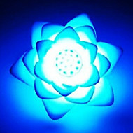 Flower Rotocast Color-changing Night Light