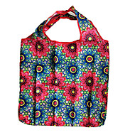 Eco-friendly Waterproof Special Pattern Folding Shopping Bag(Random Color)