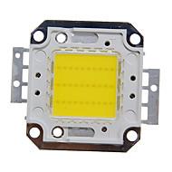 zdm ™ diy 30w haute puissance Module 2500-3500lm de lumière blanche naturelle intégrée conduit (32-35v)