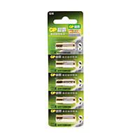 23a 12v de alta capacidade de baterias alcalinas (5-pack)