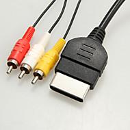 av cable para Xbox