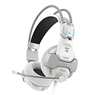 EMS707 High Quality On-Ear Headphone with Microphone for computer games