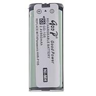"2.4V ""850mAh"" Genopladelig Trådløs telefon udskiftning batteri"