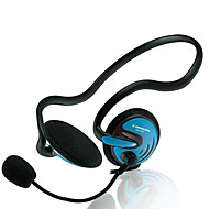 canleen ch-911 head mikrofon back-hovedtelefon