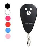obturador controlador do bluetooth chave fivela de design sem fio para o iPhone 5 e outros (cores sortidas)