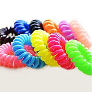 Magic Hair Bands 8stk / Pack (tilfældig farve)
