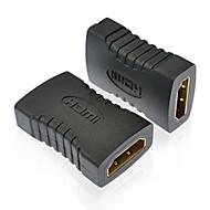 v1.4 hdmi f til hdmi f kabel-adapterstik