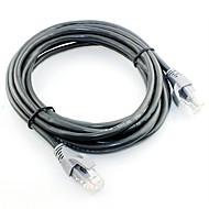 3m 10ft di alta qualità cat5e rj45 alla spedizione gratuita rj45 cavo di rete ethernet